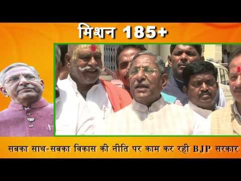 BJP's motto to work on 'Sabka Saath-Sabka Vikas' : Nand Kishore Yadav