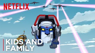 VIDEO: VOLTRON – Season 3 Teaser Trailer