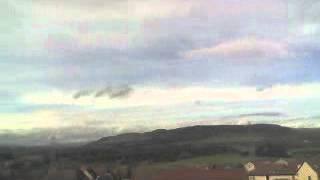 2 October 2010 - WeatherCam Timelapse - FifeWeather.co.uk