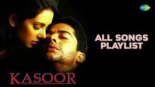 Kasoor [2001] |  Music By Nadeem-Shravan | Aftab Shivdasani & Lisa Ray | Audio Jukebox