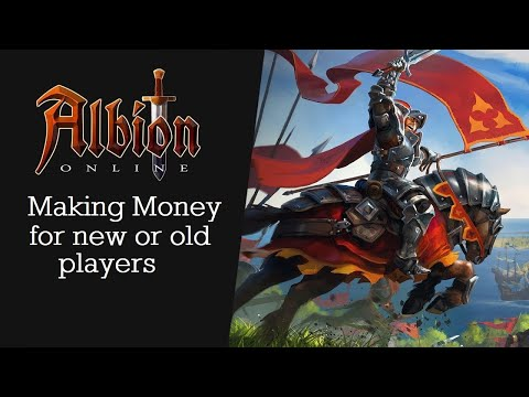 Albion Online - A Money Making Guide For New Or Old Players!