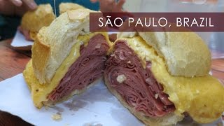 http://www.tourist2townie.com - Sao Paulo, Brazil is the biggest city in South America and an incredible Brazilian food and culture metropolis. Unfortunately ...