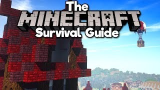 Castle Building Pt.6: Windows • The Minecraft Survival Guide (Tutorial Lets Play) [Part 120]