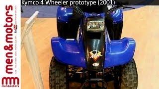 7. Kymco 4 Wheeler prototype (2001)