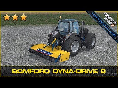 Bomford Dyna Drive S v2.0