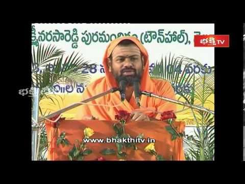 Adhyatmika Sadhana - Paripoornananda Saraswati Pravachanam_Part 2