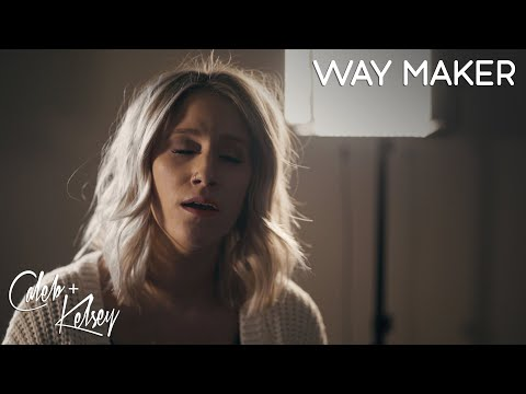 Way Maker | Caleb and Kelsey Worship Cover