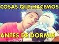 HOMBRES Y MUJERES ANTES DE DORMIR... │  #brunoacme