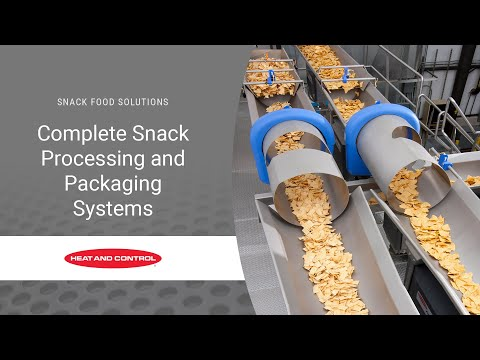 Snack Processing and Packaging Systems