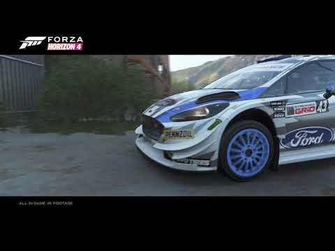 GymkhanaTEN Vehicles de Forza Horizon 4