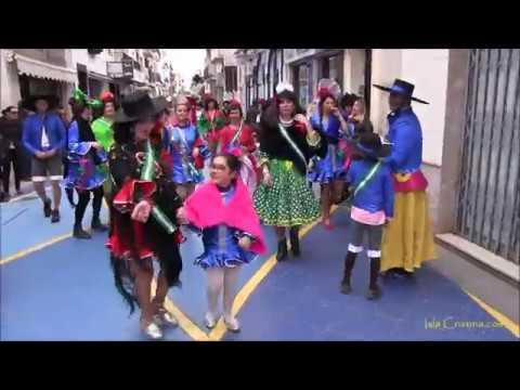 Marcha del Martes de Carnaval Isla Cristina 2017