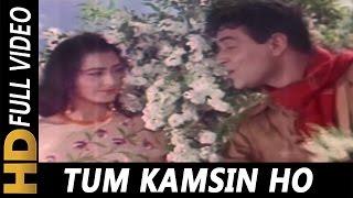 Tum Kamsin Ho Nadaan Ho   Mohammed Rafi   Ayee Milan Ki Bela 1964 Songs   Rajendra Kumar, Saira Banu