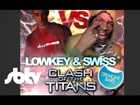 SWISS X LOWKEY   CLASH OF THE TITANS (CYPHER) [AUDIO] @sbtvonline @swissworld
