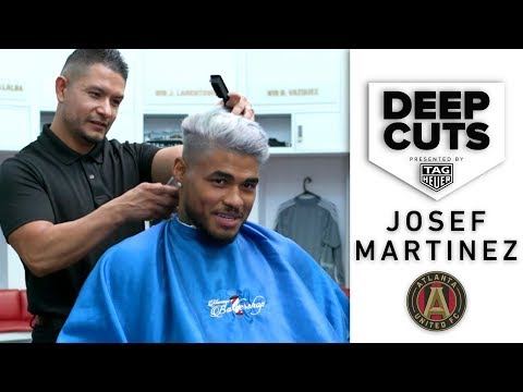 Video: Josef Martinez Learned His Dragon Ball Z Celebration from Miguel Almirón