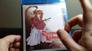Nonton Rurouni Kenshin - New Kyoto Arc Blu-ray Unboxing Film Subtitle Indonesia Streaming Movie Download