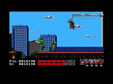 teenage mutant ninja turtles atari game online
