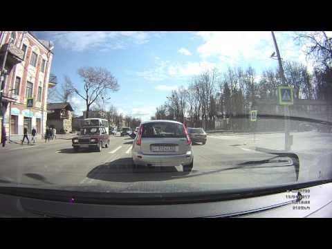 Авария в Пскове