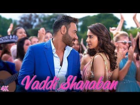 Vaddi Sharaban | De De Pyaar De | Ajay Devgn, Rakul, Tabu | Sunidhi, Navraj | Vipin Patwa | Kumaar