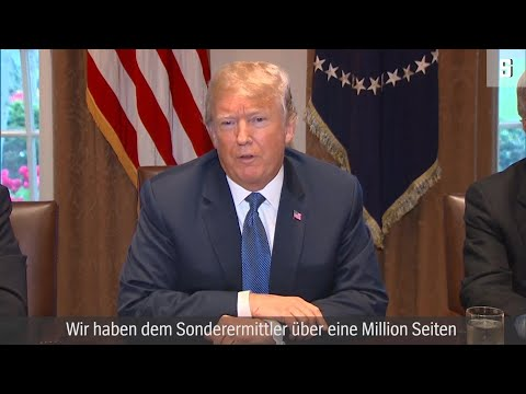 Trumps Wutausbruch im Video: