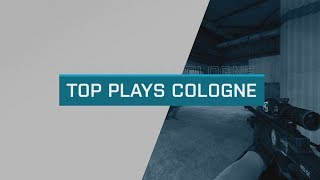 The competition is hotting during in the ESL Pro League off season. Here are our top 5 plays of ESL One Cologne 2017.