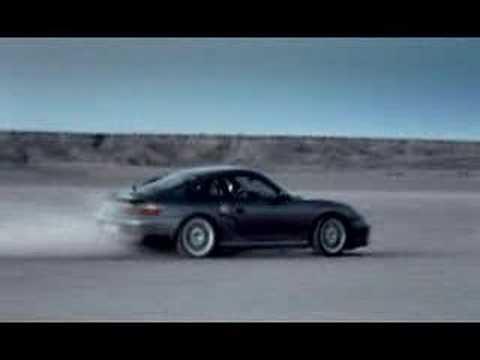Porsche 996 Turbo promotional video