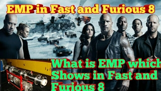 Nonton What is EMP which is shown in Fast and Furious 8. Film Subtitle Indonesia Streaming Movie Download