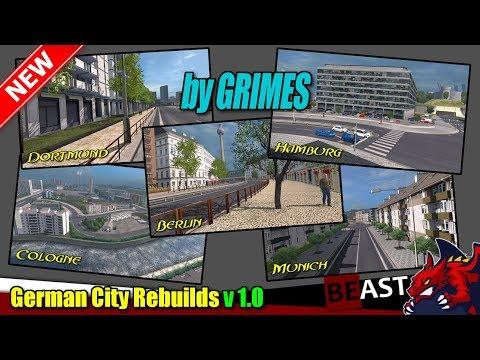 German City Rebuilds v1.0