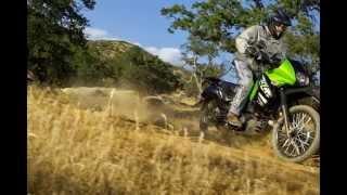 5. Kawasaki KLR650 Review