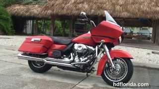 6. Used 2009 Harley Davidson Road Glide Motorcycles for sale Ocala FL *