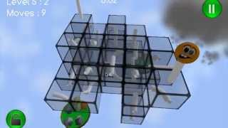 TubeIt! 3D Pipe Gravity Maze YouTube video