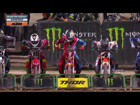 2017 FINALS (450SX Main) in Las Vegas, NV