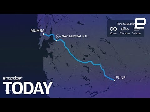 Hyperloops in Washington and India get a little bit closer to reality   Engadget Today