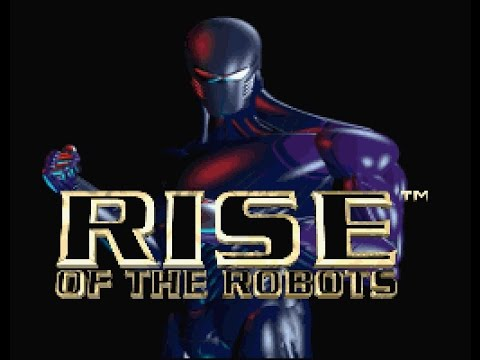 rise of the robots sega genesis