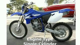 9. 2006 Yamaha WR 250F Info, Specification