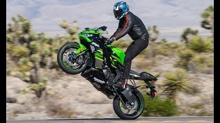 4. 2019 Kawasaki Ninja ZX-6R First Ride Review