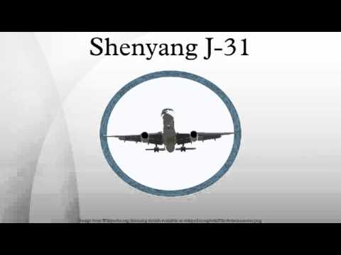 The Shenyang J-31, also known as...