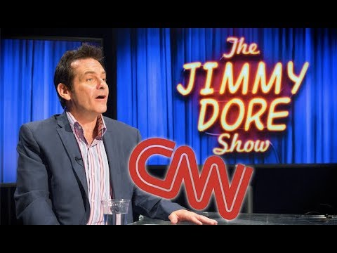 CNN Smears Jimmy Dore & Encourages 2nd YouTube Advertiser Boycott