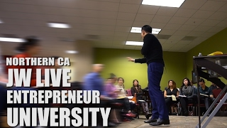 JW Live Entrepreneur University