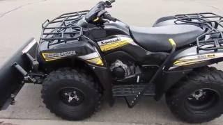 10. 2013 Kawasaki BruteForce 650 4x4 ATV KVF650 U3176