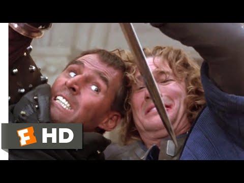 First Knight (1995) - Lancelot vs. Malagant Scene (10/10)   Movieclips