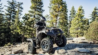 6. 2017 Kawasaki Brute Force 750 4x4i EPS : A Conqueror on Four Wheels