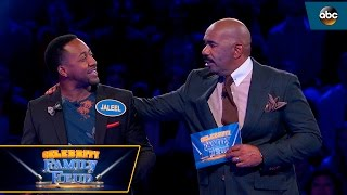 Video Jaleel White Hits ALL No.1 Answers - Celebrity Family Feud MP3, 3GP, MP4, WEBM, AVI, FLV Juni 2018