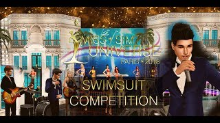 Miss Sim Universe 2018 [Swimsuit Competition]