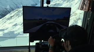 Full Motion Rennsimulator / Virtual Reality Rennsimulator / Rennsimulator mieten