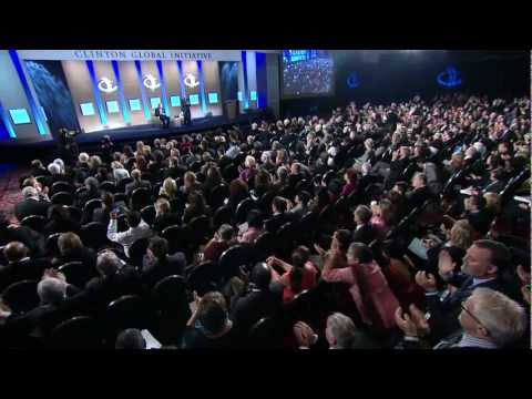 Inspiring Change and Delivering Results - Clinton Global Initiative