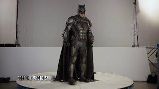 Video Batman Suit 'Justice League' Featurette [+Subtitles] MP3, 3GP, MP4, WEBM, AVI, FLV Maret 2018