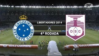 COPA BRIDGESTONE LIBERTADORES 2014 Fase de Grupos - 3ª Rodada Estádio Governador Magalhães Pinto, Belo Horizonte...