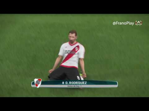 Gol de Denis Rodríguez - River Play