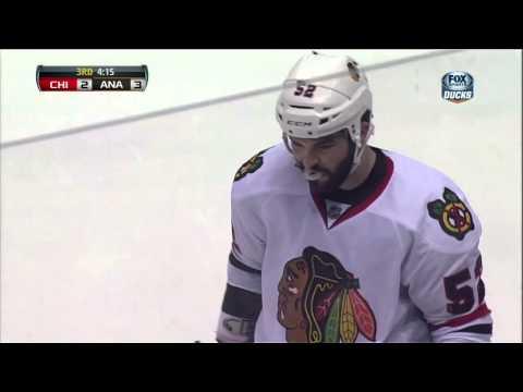 Ishockey: En aning hög klubba?