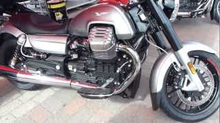 10. 2013 Moto Guzzi California 1400 Custom 1380 cm3 V2 96 Hp   * see also Playlist